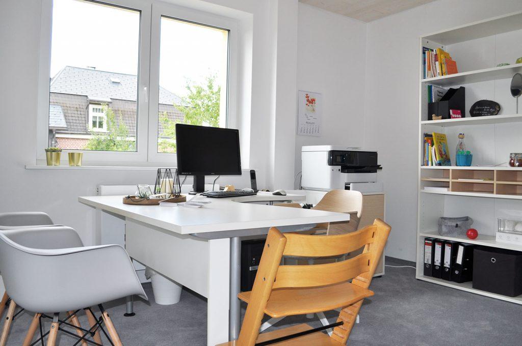 Praxis für Logopädie - Ulrike Joffroy in Sonneberg - Therapieraum